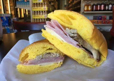 Sandwich MediaNoche