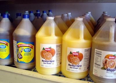 Naranja Agria y Mojos