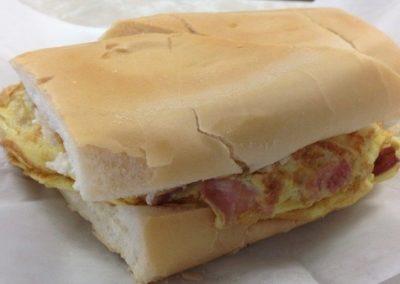 Sandwich de Tortilla