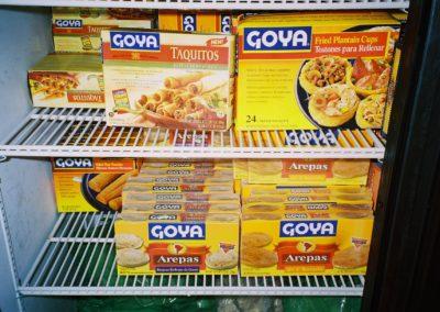 Productos de Goya Congelados