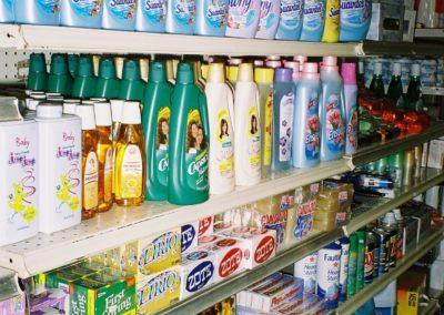Productos de Lavar y Limpieza